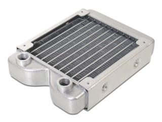 Радиатор Magicool алюминиевый  с возможностью подключения 120 мм вент