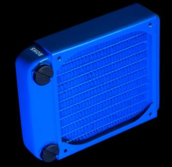 Радиатор Magicool УФ активный  с возможностью подключения 120 мм вент