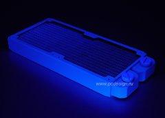Радиатор Magicool УФ активный  с возможностью подключения 2 х 120 мм вент