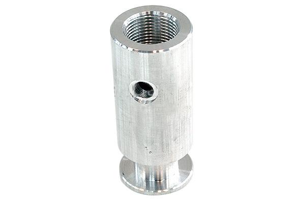 Резервуар для СВО Alphacool Cape Corp AGB Natur серебристый 45141