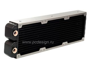 Радиатор Alphacool NexXxoS Pro III Radiator Rev 2 с алюмин  рамой