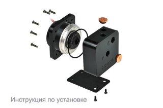 Инструкция по установке крышки для помпы Alphacool HF D5 TOP Black Acetal G1-4 для помп Laing D5 и Swiftech MCP-650-655