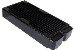 Радиатор Black ICE Xtreme II с возможностью подключения 2 х 120мм вент