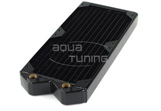 Радиатор для компьютера Black Ice GT Stealth Lite 240мм черный