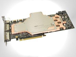 Водоблок aquagraFX для видеокарт nvidia GeForce GTX 280 GTX 260 G200