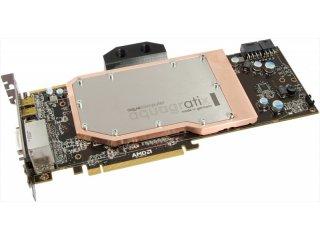 Водоблок для видеокарты aquagrATIx для HD 6970 и 6950 Cayman XT и PRO