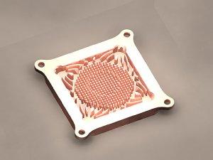 Водоблок процессорный D TEK FuZion CPU Block