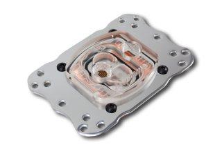 Водоблок процессорный  универсальный  EKwaterblocks EK Supreme   Plexi