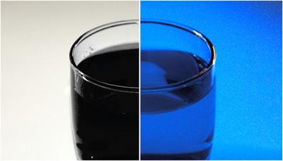 УФ добавка краситель в жидкость СВО Feser View FV Active UV Dye BLACK 640191