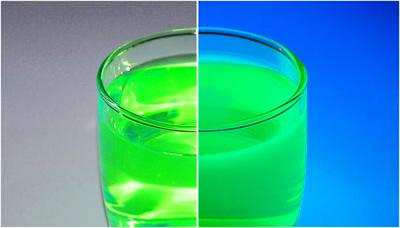 УФ добавка краситель в жидкость СВО Feser View FV Active UV Dye GREEN 640139
