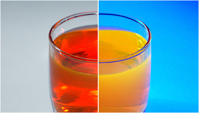 УФ добавка краситель в жидкость СВО Feser View FV Active UV Dye ORANGE 640153