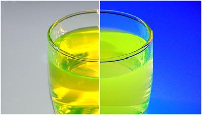 УФ добавка краситель в жидкость СВО Feser View FV Active UV Dye YELLOW 640146
