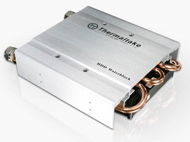 Водяное охлаждение жесткого диска Thermaltake Aquabay M4 HDD Waterblock