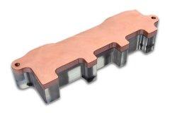Водоблок для мосфетов EK MOSFET ASUS 1  крышка из акрила