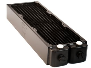 Радиатор для СВО Phobya G Changer 360 Black