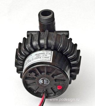 Помпа Laing D5 Pumpe 38 830 12V D5 Vario VPP655 OT12 резьба внешняя пластиковый