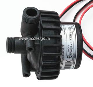 Помпа Laing D4 Pump 12V D4 Basic 1 2 с переходниками на 1 4