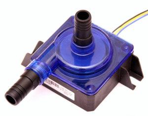 Крышка OCLabs для помпы Laing DDC и MCP350 355  синий UV акрил  светится в УФ