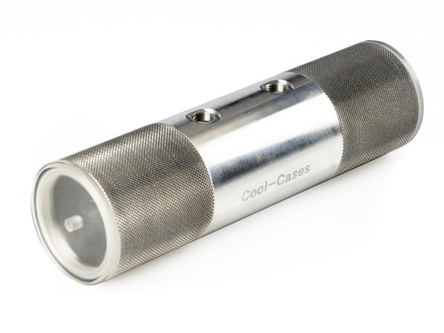 Резервуар для СВО CoolCases CCR 06 цилиндрический алюминиевый 45119
