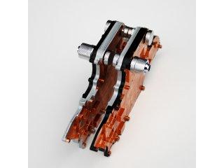 Фитинг соединительный SLI и CROSSFIRE для VGA водоблоков TFC 641402