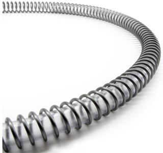 Пружины Smartcoils 16мм для защиты от перегиба шланга  серебристый