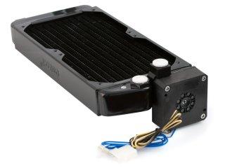 Радиатор для водяного охлаждения с помпой и резервуаром MCR220 Drive