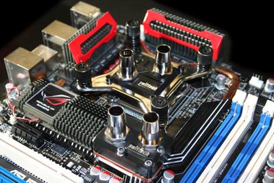Водоблок процессорный Swiftech   APOGEE GTZ  с крепежом для  socket 775
