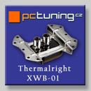 Водоблок процессорный Thermalright XWB 01  Socket 1366  775  AM2  AM2   AM3