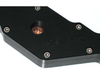 Водоблок для материнской платы XSPC DFI UT X58 Motherboard Block CSDFIX58