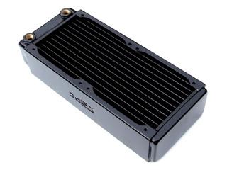 Радиатор для водяного охлаждения XSPC RX240 Black черный