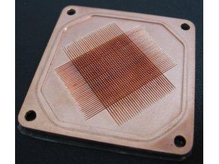 Водоблок для процессора Intel XSPC Rasa CPU block Acetal Chrome