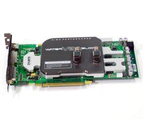 Ватерблок для видеокарт Zalman ZM GWB8800 GTS для 8800 GTS